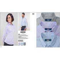 Uniforme Camisa Blusa Sidon Dacache, Serigrafia,bordadora