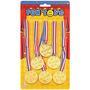 Medalla Olímpica - 6x Ganadores Oro Niños Medallas Juegos
