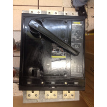 Interruptor Termomagentico 3 Polos 2000 Amp Paf2036 Square D