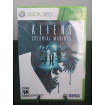 Aliens Colonial Marines Xbox 360 Nuevo De Fabrica Citygame