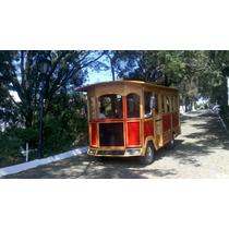 Tranvia Turístico Y Trenes Infantiles Entrega Inmediata