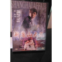 Shanghai Affair Import Dvd Movie China By Donnie Yen