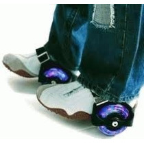 Patines De Talon Flashing Roller Skate Buds Reyes Navidad