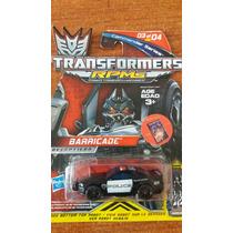 Transformer Rpms Barricade