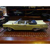 Mercury Parklane 1959 Convertible Sunstar Platinum 1/18
