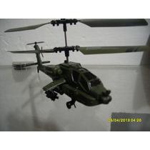 Helicóptero De R/c Udi 806 3.5ch Infrarrojos