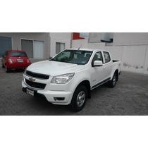 Chevrolet Colorado Lt Fac De Agencia