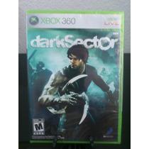 Dark Sector Xbox 360 Nuevo De Fabrica