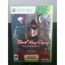 Devil May Cry Hd Collection Xbox 360 Nuevo De Fabrica