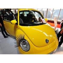 Pestañas Para Auto Adheribles Pvc Para Estetica Automotriz