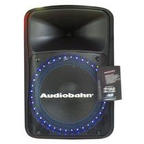 ¡nuevo Modelo! Audiobahn Amplificado Bafle 15 Bluetooth, Fm