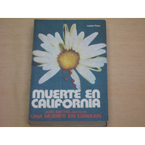 Joan Barthel, Muerte En California, Lasser Press, México