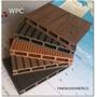 Deck Madera Plastica Sintetica Libre Mantenimiento Wpc