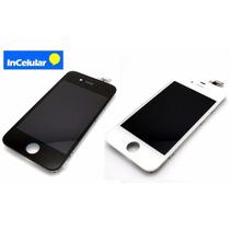 Pantalla Display Touch Gorilla Glass Iphone 4g A1349 A1332