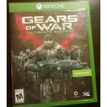 Gears Of War Ultimate Edition + Anya + Skin + Xbox One