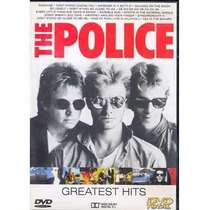 Dvd Orignal The Police Greatest Hits King Of Pain Tea Sahara