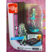 Monster High Figura De Frankie Stein Para Juego De Ipad