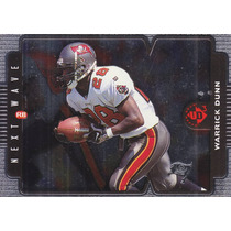 1998 Ud4 Nw Silver Warrick Dunn Rb Buccs