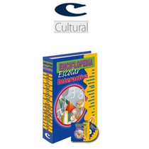 Mi Primera Enciclopedia Escolar Interactiva 1 Tomo + 1 Cd