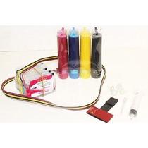 Sistema Hp 950 Con Tinta Pigmentada Deertec Hp Pro 8100 8600