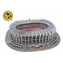 Estadio Azteca Rompecabezas Aguilas America Futbol Nanostad