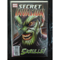 Secret Invasion Skrulls Fcbd 2014 Marvel Comics
