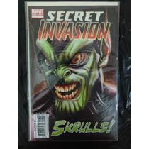 Secret Invasion Skrulls Fcbd 2014 Marvel Comics