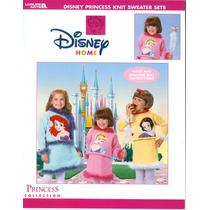 Libro Para Tejer Sueteres Y Faldas De Princesas