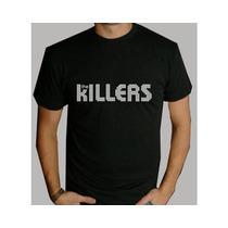 Playera The Killers (unisex) 100% Calidad