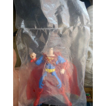 Figura Superman Exclusiva Mail Away Única N Mexico Coleccion