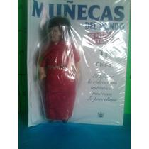 Muñecas Del Mundo De Porcelana China Antiguas Vintage