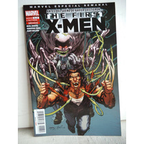The First X-men Tomo 3 Editorial Televisa