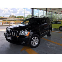 Jeep Grand Cherokee Limited Aut Piel A/ac Ee Abs 8 Cil 2009