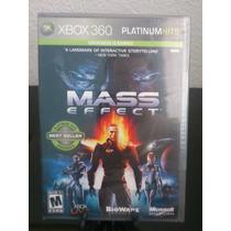 Mass Effect Platinum Hits Xbox 360 Nuevo De Fabrica