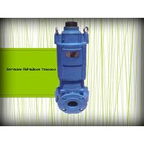 Bomba Sumergible Trituradora Industrial 2 Hp Trifasica 220v