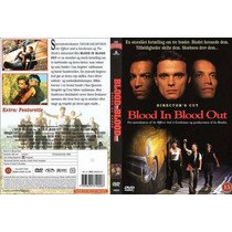 Dvd Original Sangre Por Sangre Blood In Blood Out Coleccion