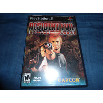 Resident Evil Dead Aim Para Playstation 2 Ps2