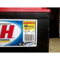 Batería Lth 41-650. Envío Gratis En El Df. Hm4