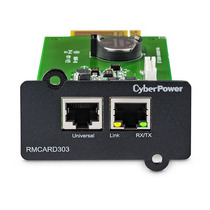 Tarjeta Para Monitoreo Remoto Cyberpower Snmp/http Rmcard303