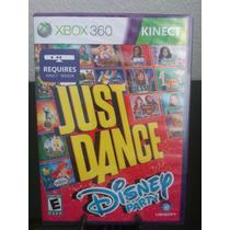 Just Dance Disney Party Xbox 360 Nuevo De Fabrica