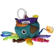 Lamaze Desarrollo Temprano Toy Capitán Calamari
