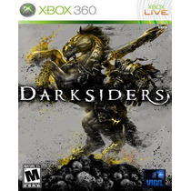 Darksiders Para Xbox 360 Nuevo Y Sellado Omm Maa