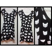 Vestidos Calavera Pastelgoth Esqueleto Hallowen Disfraz Moda