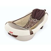 Bañera De Lujo Para Bebe Fisher Price Con Vibraciones