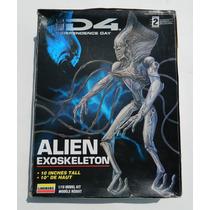 Id4 Alien Exoskeleton Dia De La Independencia Para Armar