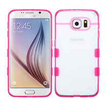 Funda Case Transparente Protector Samsung Galaxy S6 Edge Pk