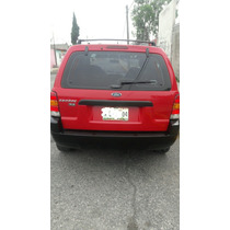 Ford Escape Xls 2001