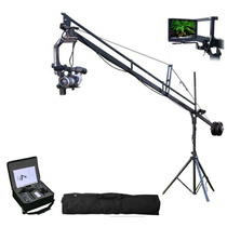 Proaim Jib 14ft Grua Para Camara De Video + Monitor