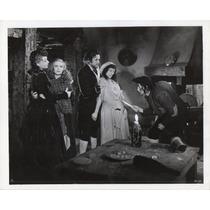 Foto Re-estreno El Cristo De Oro Fanny Schiller Manuel Ojeda