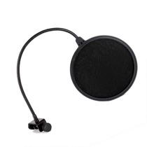 Filtro Anti Pop P/micrófono Soporte Cuello Flexible